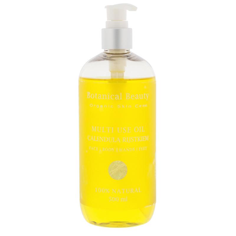 Multi Use Oil Calendula-Rijstekiem 500 ml