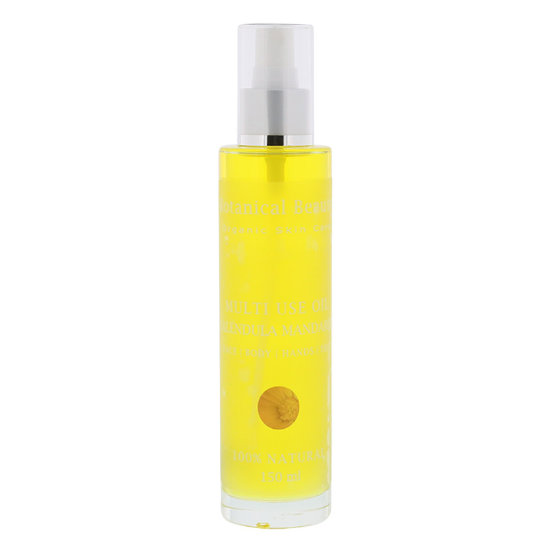 Multi Use Oil Calendula/mandarijn 150 ml