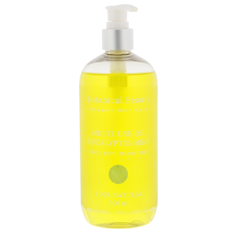 Multi Use Oil Eucalyptus-Mint-Rozemarijn 500 ml