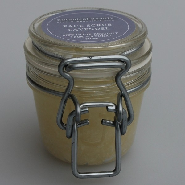 Facescrub Lavendel 50 ml