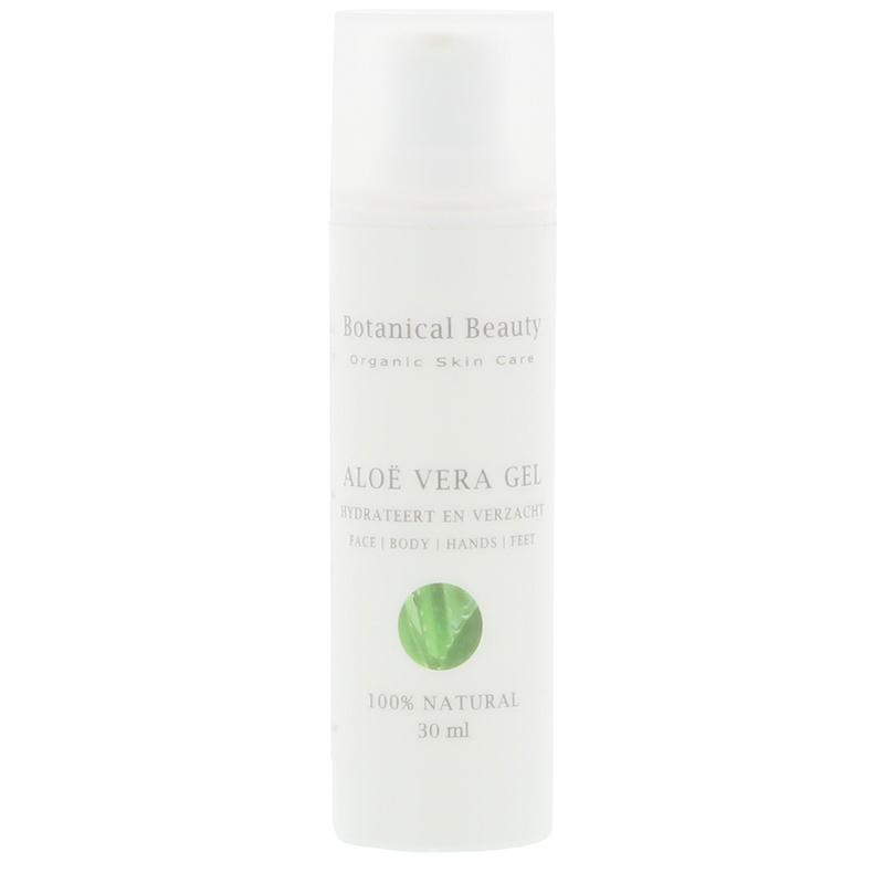 Aloë Vera gel Botanical Beauty 30 ml