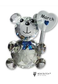 Geluksbeertjes maand Maart