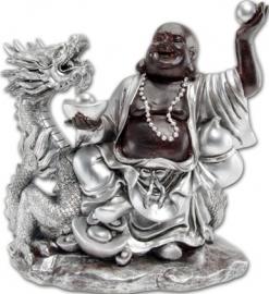 600431 Boeddha met draak