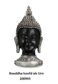 200993 Boeddha hoofd Urn