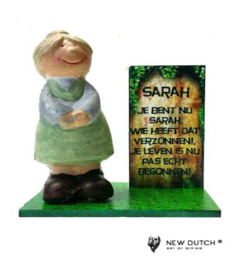 700651 Beeldje Sarah