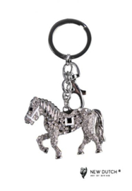 900885 sleutelhanger met paard