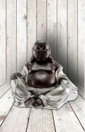600423 Geluks Boeddha 17cm
