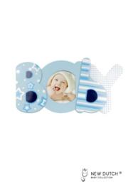 200325 Baby fotolijst,  jongen