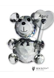 Geluksbeertje maand April