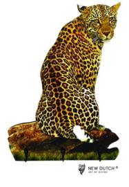 7024 Wildlife Jaguar kapstok voor kinderen.
