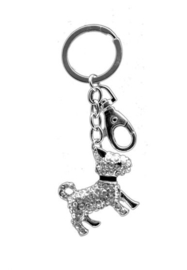 900872 sleutelhanger met hond