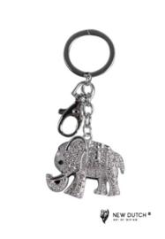 900887 sleutelhanger met olifant
