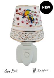 500432 porseleinen nachtlampje