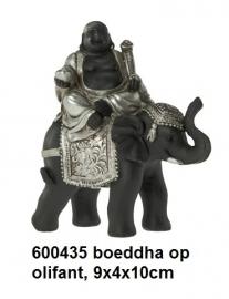 600435 Boeddha op olifant