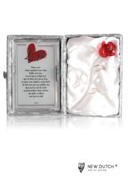 "Roos in doos ""Liefde"""