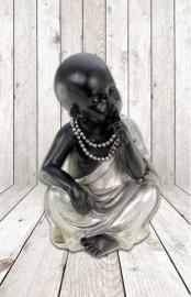200987 DE nieuwste Monk zwijgen  30cm hoog!