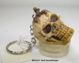 P714-144 Sleutelhanger Skull