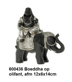 600436 Boeddha op olifant