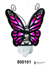 Tiffany Nightlight Butterfly New Dutch ®*