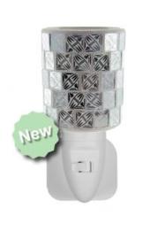500192 Mozaiëk nachtlampje