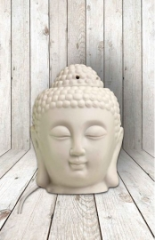 200948 Boeddha hoofd lamp en geurbrander