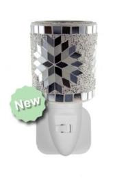 500193 Mozaiëk nachtlampjes
