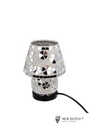 700839 Mozaïek glas lamp