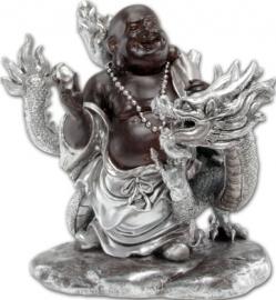 600430 Boeddha met draak