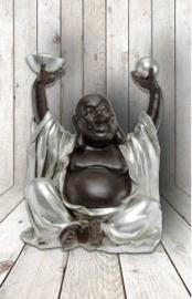 600421 Boeddha voor Rijkdom 19cm