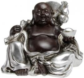 600422 Boeddha voor geluk en rijkdom