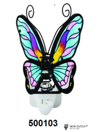 Tiffany Nightlight Butterfly New Dutch ®