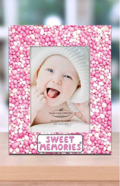 Baby fotolijst 13x18cm