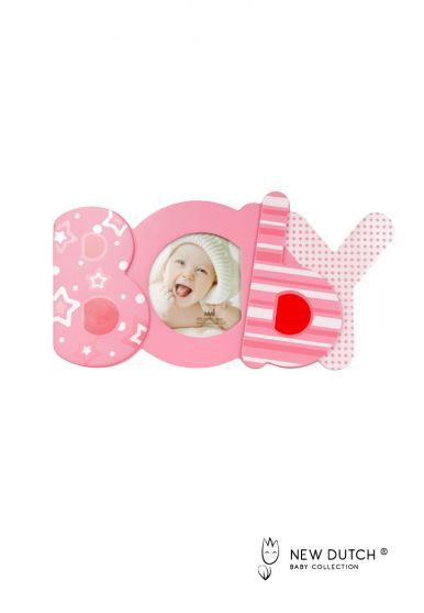 200326 Baby fotolijst voor meisje