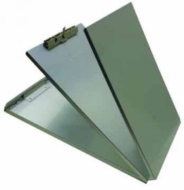 Saunders Klemplaat Aluminium