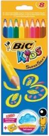 Bic Kids Driehoekig kleurpotlood Supersoft