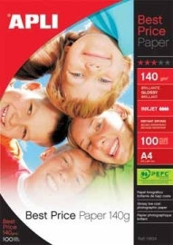 Apli Best Price Photo Paper A4 140 g/m²