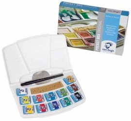 Talens Aquarelverf Van Gogh Pocket Box
