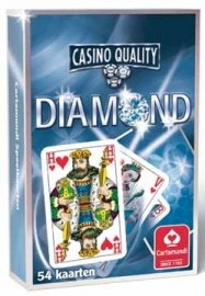 Carta Mundi speelkaarten Diamond