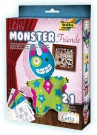 Folia knutselset Monster Friends Gary