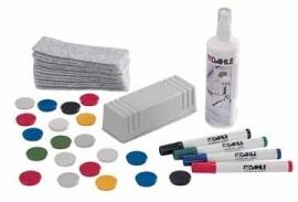 Dahle starterskit voor whiteboards