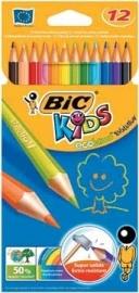 Bic Kids kleurpotlood Ecolutions Evolution 12