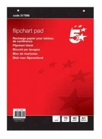 5Star™ papierblokken voor flipcharts