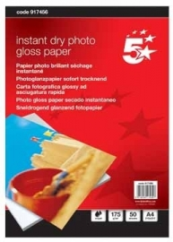5Star™ Inkjet Photo Gloss Paper Premier A4 175 g/m²