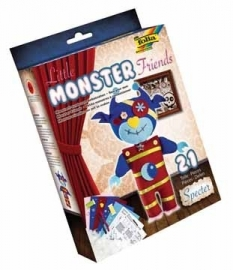 Folia knutselset Monster Friends Specter