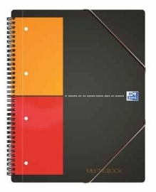 Oxford schrift International Meetingbook A5 geruit 5mm