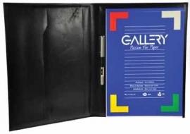 Gallery schrijfmap leer