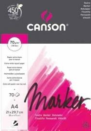 Canson tekenpapier Marker Layout A4