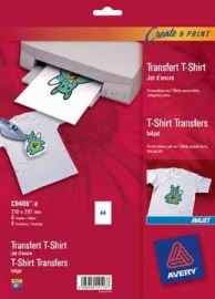 AVERY T-shirt Transfer Paper