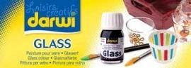 Darwi glasverf Glass