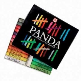 Talens oliepastel Panda 24